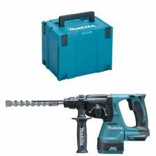 Makita DHR242Z 18v Cordless Sds Hammer Drill Body Only In Makpac Case