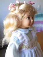 "12"" Heidi Ott Little Ones Doll Adolescent Resli with Stand"