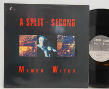 "A Split-Second             Mambo witch      12""   Maxi    NM  # A"