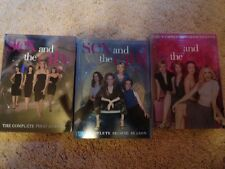 SEX AND THE CITY DVD SEASONS 1, 2, 3