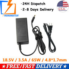AC Adapter Battery Charger for HP Pavilion dv9000 dv9400 dv9500 Laptop Power 65W