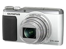 Olympus Stylus Sh-60 Compact Digital Camera|24x Zoom|16mp |bonus 8gb SD Card