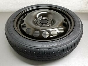 2012-2020 Chevrolet Sonic Spare Tire Compact Donut 5x105 OEM T115/70R16 #M827