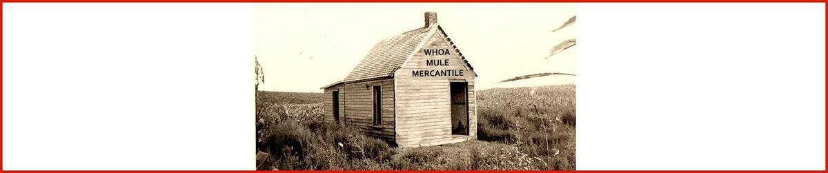 Whoa Mule Mercantile