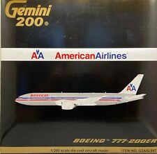 1:200 scale Airliner - Gemini American Airliners 777-200 (New in Box)