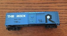 Model Power  - HO Scale THE ROCK #1784 Sliding Door Box Car Made In Yugoslavia