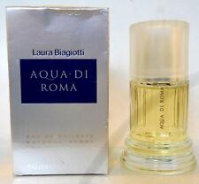 Aqua Di Roma by Laura Biagiotti. Women's EDT Spray. 1.6 Fl Oz 50 ml