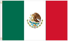 More details for mexico polyester flag - choice of sizes