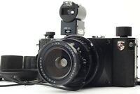 【Rare! EXC+4】Tomiyama Art Panorama 120 Mamiya Sekor P 75mm f/5.6 Lens from JAPAN