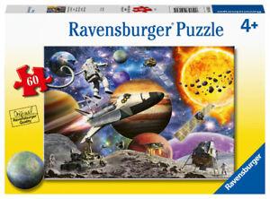 Ravensburger Puzzle 60pc Explore Space 5162-5