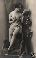 13404/ Foto AK, Erotik, sexy girl, Pin Up Girl 20ziger Jahre