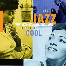 VARIOUS ARTISTS, Voices of Cool: Atlantic Jazz Vocals, Volume 2