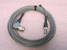Belden YQ51006 RG405 Type II Rt Angle TNC (m) to SMA (m) 11gHz 16Ft. Coax Cable