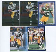De'Mond Parker 5 card lot Oklahoma Sooners/Green Bay Packers