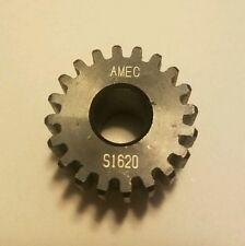 """AMEC Stock Bore spur gear, 1/2"""" Bore, 20 Teeth, No key/setscrew"""