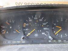 Mercedes W124 200D 5-Gang Kombiinstrum/Tacho 313.063 km 1245420766 K=937,5