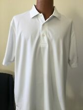 Page & Tuttle Large Men's Cool Swing Pima Cotton 2009 Players Golf Shirt