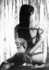 TRANS-EUROP-EXPRESS Sado ROBBE-GRILLET Maso Nu Chaînes BDSM Photo 1967