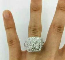 2.30 Ct Diamond Wedding Bridal Set 14K White Gold Over Round Cut Engagement Ring