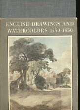 English Drawings and Watercolours 1550-1850  Collection of Mellon 0064303802