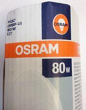 OSRAM HQL(MBF-U) 80W E27 lampada al mercurio ad alta pressione Grolux