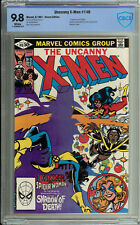 Uncanny X-Men #148 CBCS 9.8 WP  1st app. of Caliban