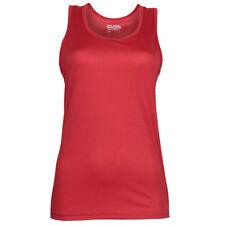 Abbigliamento sportivo da donna traspirante rosso