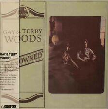 Gay & Terry Woods-Renowned UK folk psych mini lp cd