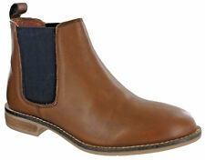 Cipriata Ankle Leather Dealer Boots Twin Gusset Horse Riding Equestrian Womens