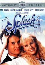 SPLASH 20th Anniversary Edition 0786936207972 With Tom Hanks DVD Region 1