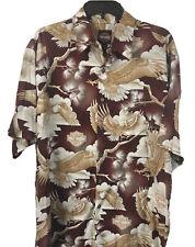 Harley Davison Hawaiian Shirt M