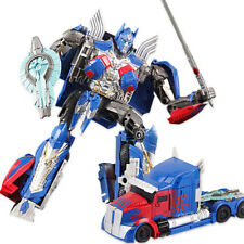 Large Transformers 5 The Last Knight Opyimus Prime Action Figure Ko Version Toys