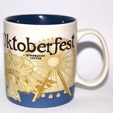 Starbucks® Oktoberfest 2016 Munich City Mug Germany NEW  MIT