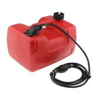 Portable Marine Boat Fuel Tank 3.2 Gallon for Yamaha,  12L Replacement Fuel