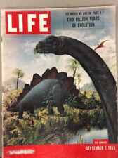 Life Magazine Sept 7 1953the World We Live In Part V Two Billion Years
