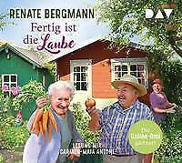 "Renate Bergmann ""Fertig ist die Laube"",4 CDs,neu,OVP,ohne Porto"