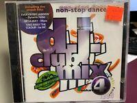 D.J. CLUB MIX VOL 4 MIXED CD 1994 POLYTEL 740072 sealed