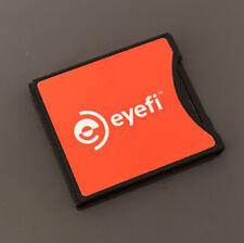 Eyefi Certified CF CompactFlash II WiFi SD Card Adapter