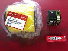 Oil Filter, Air Filter & Spark Plug Honda Rancher TRX350 2000-2006 Tune Up Kit
