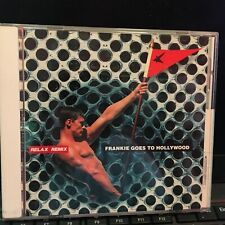 FRANKIE GOES TO HOLLYWOOD - Relax Remix - M-CD, JAPAN, w. OBi, Welcome To The...