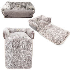 All Pet Solutions Polaire Chaud de luxe Chien Chat Canapé lit /canapé/chaise