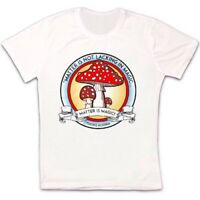 Terence Mckenna Magic Mushroom Psychedelic Acid Fly Agaric Retro T Shirt 2441