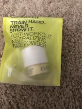 Clinique Fit Post-Workout Neutralizing Face Powder - Sealed  .08 Oz Full Size