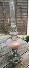 French Style Komos Brenner Table Oil Lamp