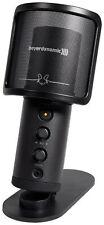 Beyerdynamic FOX Condenser Recording USB Podcasting Podcast Microphone Mic+Stand
