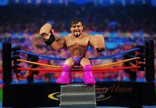 Mattel WWE Wrestling Rumblers Figure Elite Justin Gabriel Cake Topper K903 H