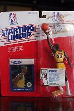 1988 KAREEM ABDUL JABBAR rookie Starting Lineup Los Angeles Lakers - w/SLU dome