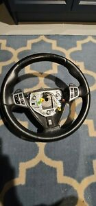Saab 9-3 Turbo X Steering Wheel TurboX 2008  06-11 12783363 12779417