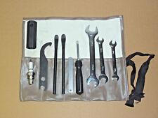 Werkzeugtasche für Simson S50 S51 Schwalbe Werkzeugwickel Bordwerkzeug Zündkerze