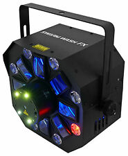 Chauvet DJ SWARM WASH FX 4 in 1 DMX LED Light FX w/Lasers,Strobes,UV SWARMWASHFX